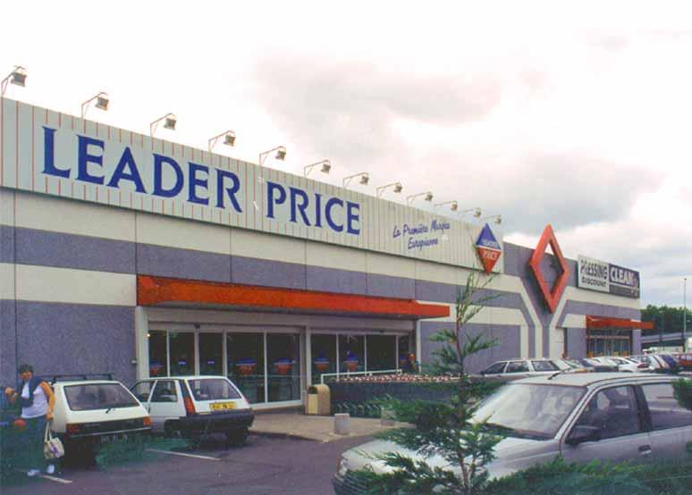 Tertiaire et bureaux ~ Leader Price Rosny Sous Bois